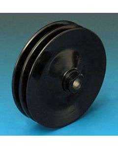 Chevy Power Steering Pump Pulley, 1955-1957