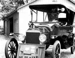 MAC's History - Model T