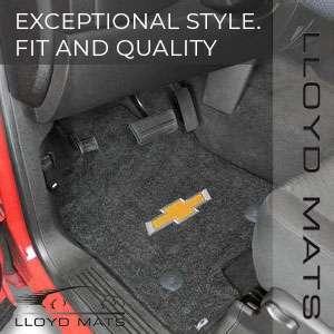 Llyod Custom Mats