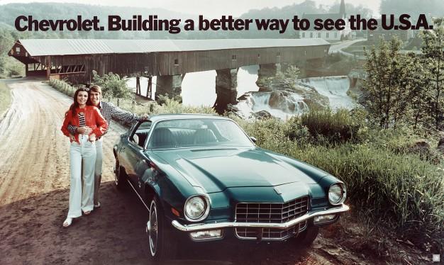 1972 Camao Ad