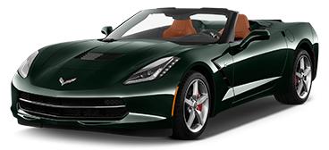 2017 Corvette