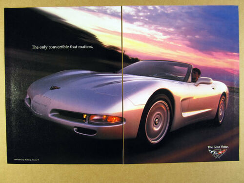 1998 Corvette Ad