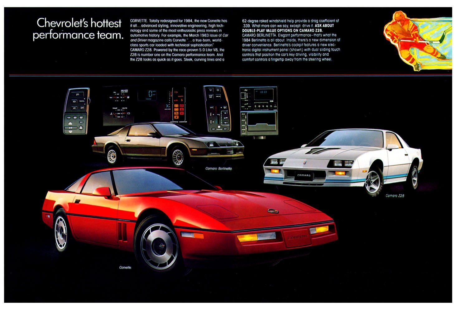 2003 Corvette Ad