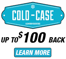 Cold Case Mail-In Rebate